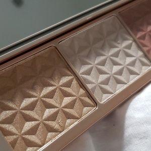 COVER FX Makeup - Cover FX Rose Gold Bar Highlighter Palette